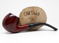 Pipa Butz Choquin. Cartago Pipes estate pipes