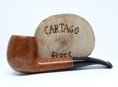 Pipa Alexander. Cartago Pipes, estate pipes