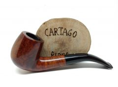 Pipa Dunhill. Cartago Pipes estate pipes