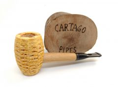 Missouri Meerschaum - Cartago Pipes