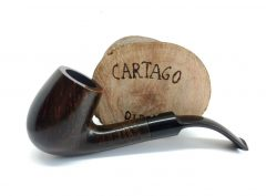Clipper Cartago Pipes New & Estate Pipes Shop.