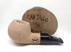 Chris Morgan Bones Cartago Pipes New & Estate Pipes Shop.