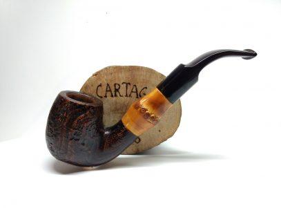Savinelli Punto Oro Cartago Pipes New & Estate Pipes Shop.