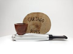 Kirsten Cartago Pipes New & Estate Pipes Shop.
