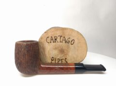 Lovat Cartago Pipes New & Estate Pipes Shop.