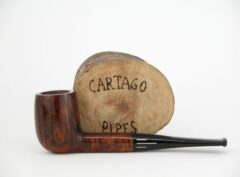 The Guildhall 64 Cartago Pipes New & Estate Pipes Shop.