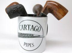 Mug Cartago Pipes New & Estate Pipes Shop