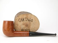 Masterly Cartago Pipes New & Estate Pipes Shop