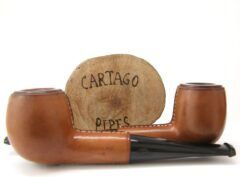 Longchamp Cartago Pipes New & Estate Pipes Shop